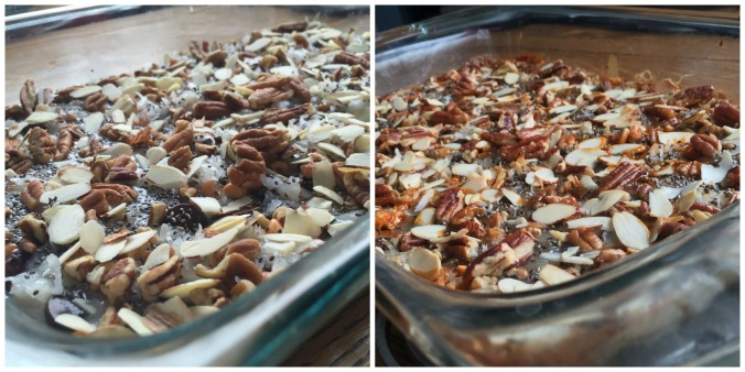 Before and After (the oven)