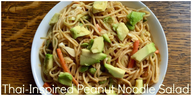 Thai Noodle Salad header
