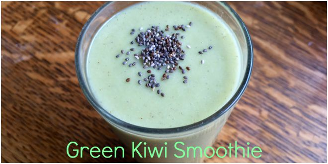 kiwi smoothie header